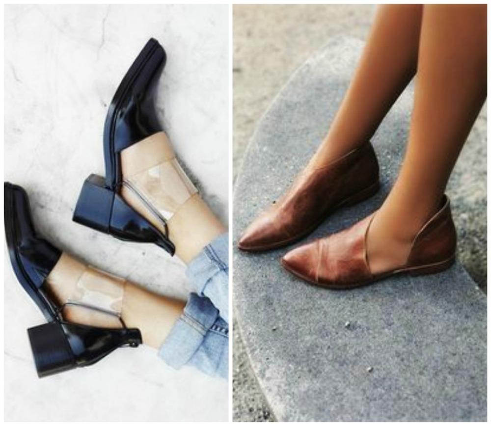 cutout shoes toronto_fb