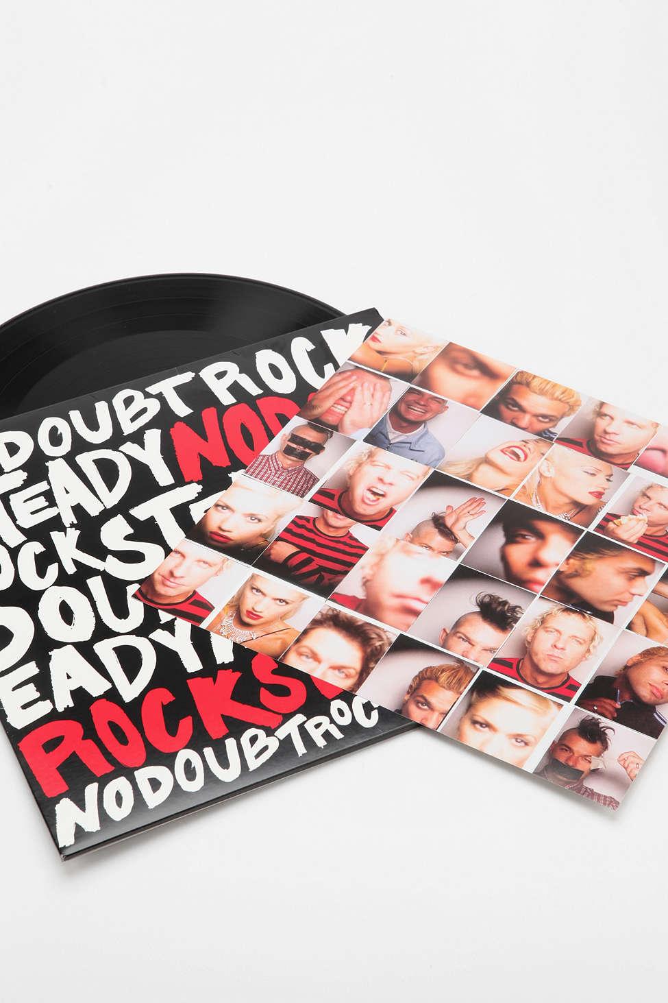 no doubt vinyl record