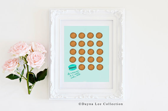 be a macaron in a cookie cutter world_dayna lee collection_sarah nazim