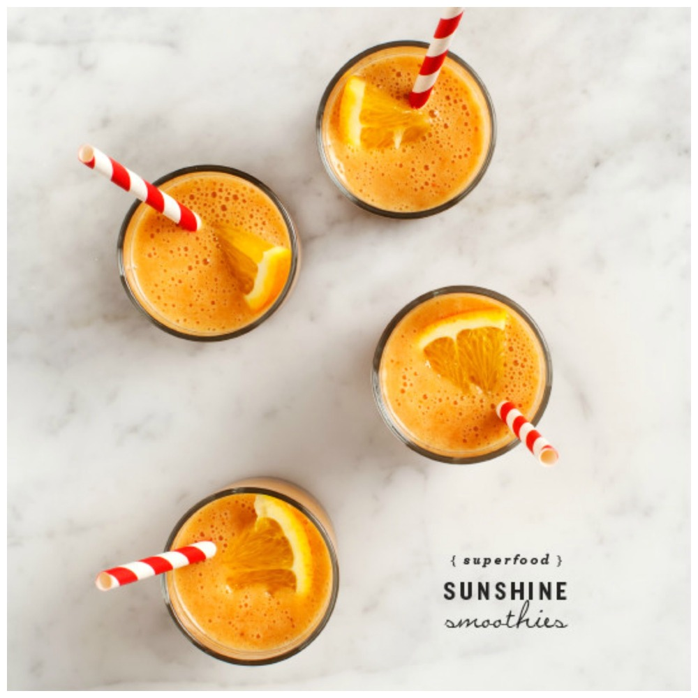 orange smoothie fb