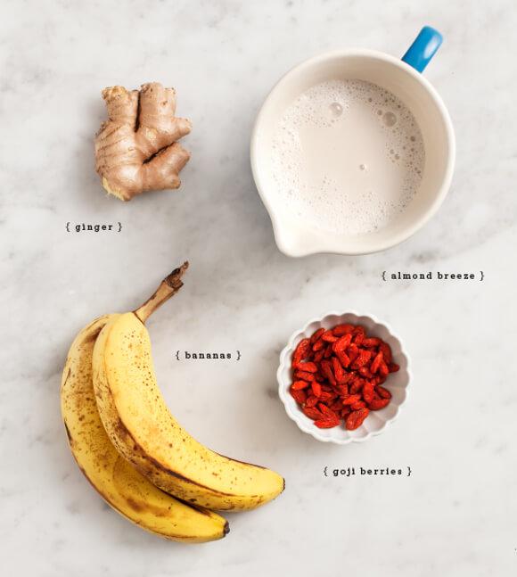 Orange smoothie recipe 2