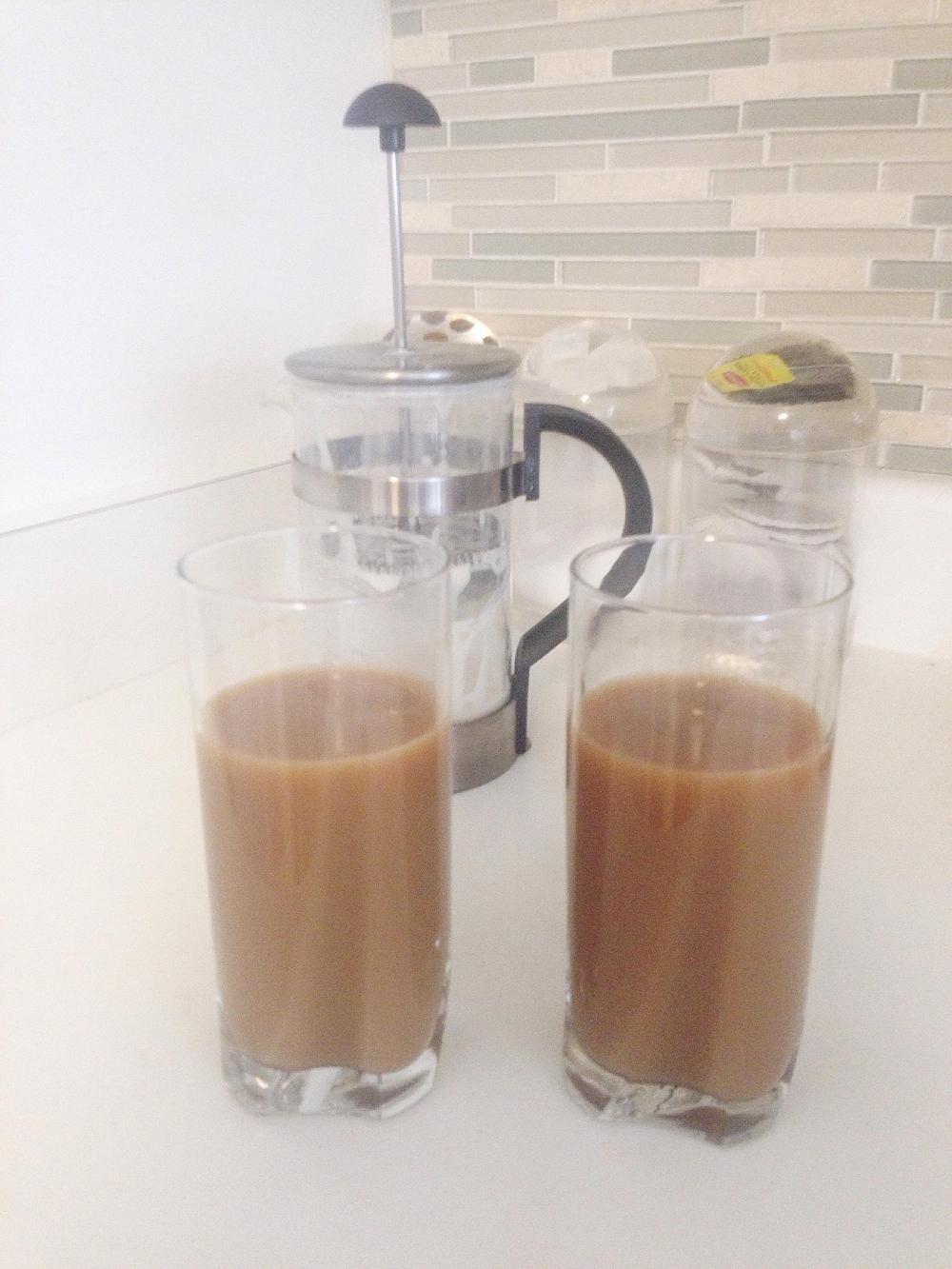 Cardamom honey latte recipe