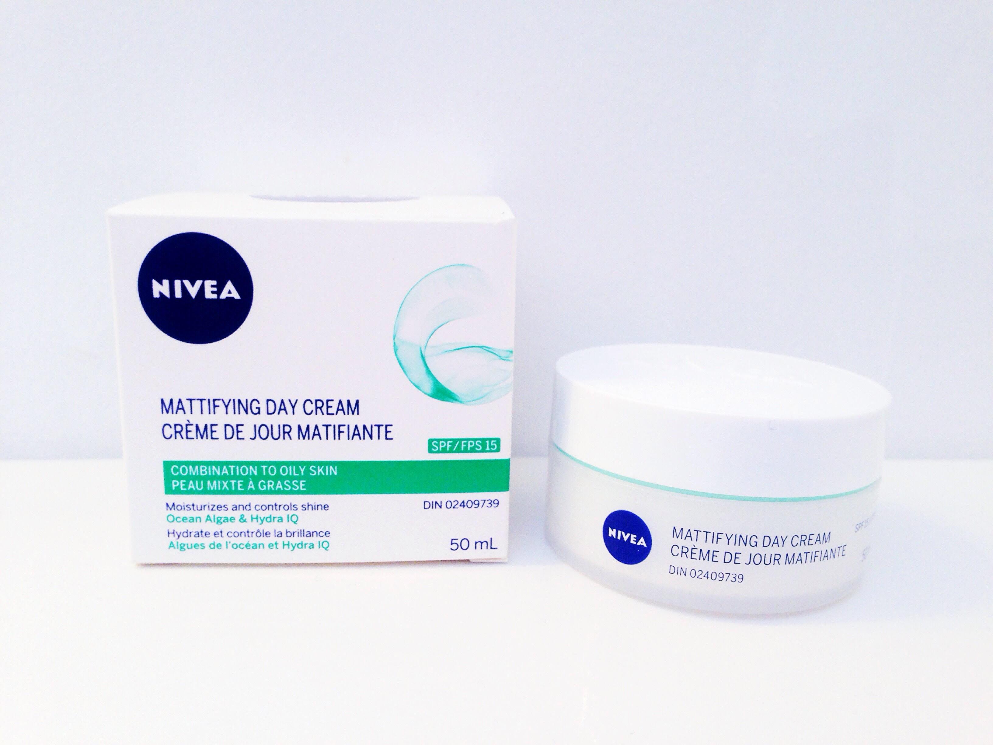 Nivea Mattifying Day Cream Review