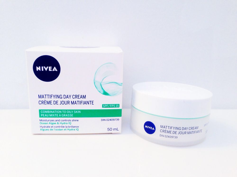 Nivea Mattifying Day Cream Review